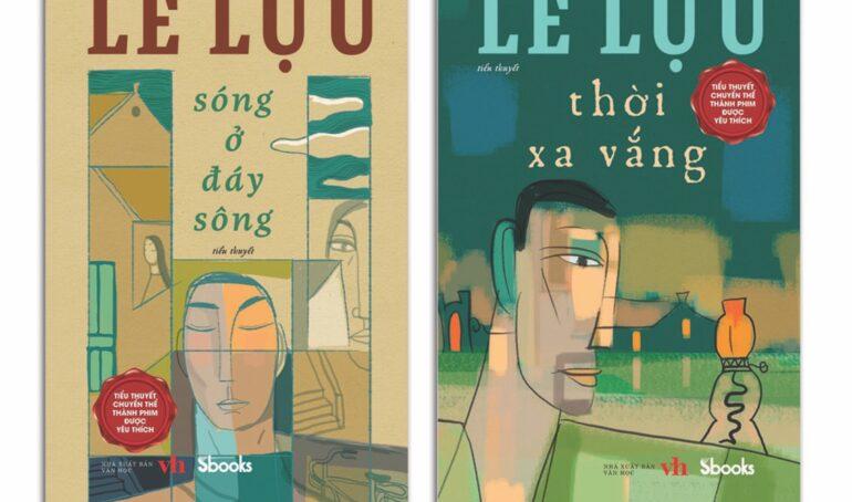 thời xa vắng, sóng ở đáy sông, Lê Lựu, tiểu thuyết, Sbooks, sách hay
